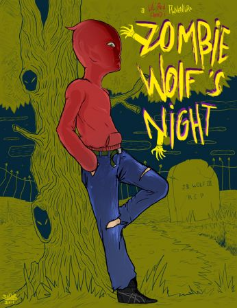 LRH : Zombie Wolf's Night