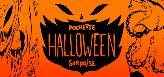Halloween Pochette Surprise