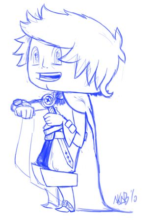 Sketch-Prince